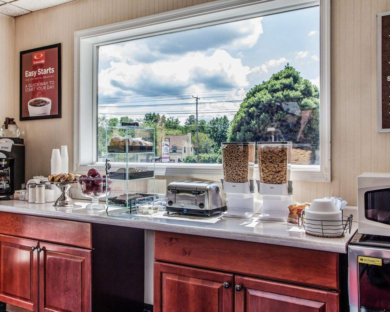 Restaurant - Econo Lodge Douglassville