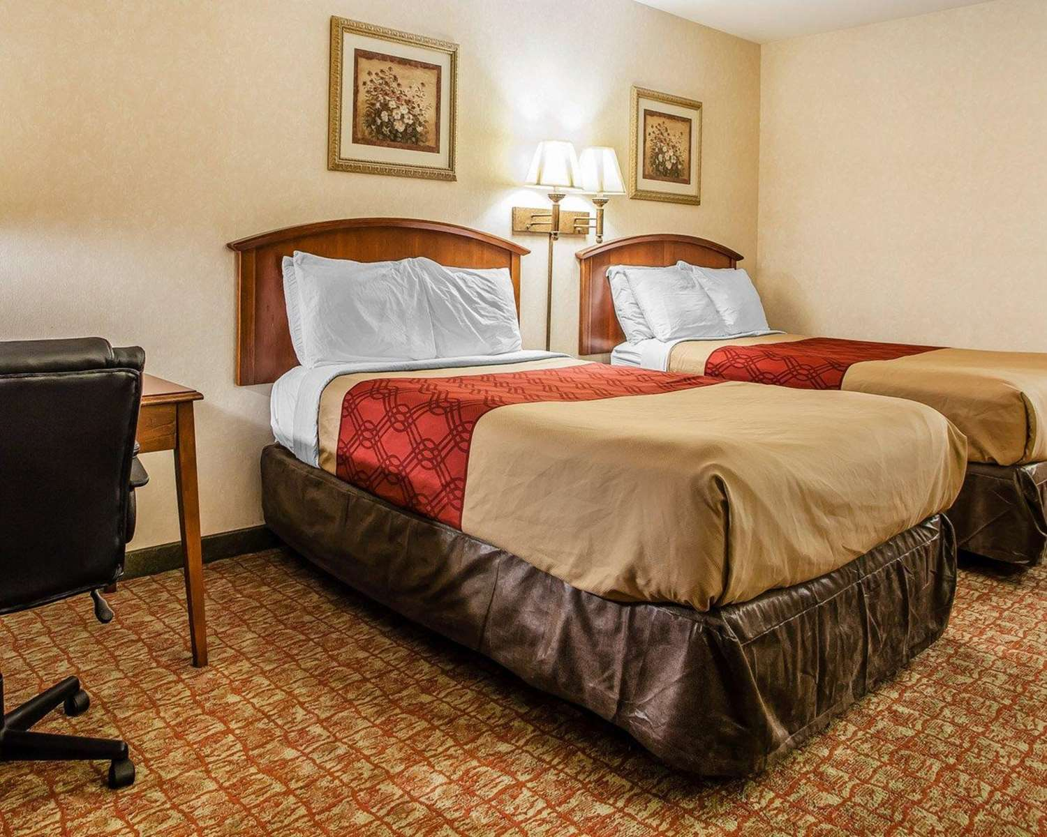 Room - Econo Lodge Douglassville