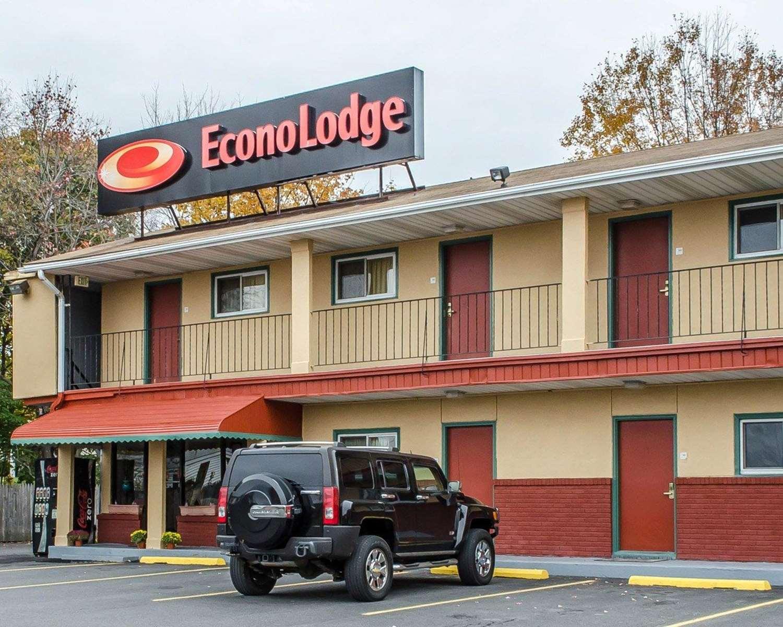 Exterior view - Econo Lodge Frackville