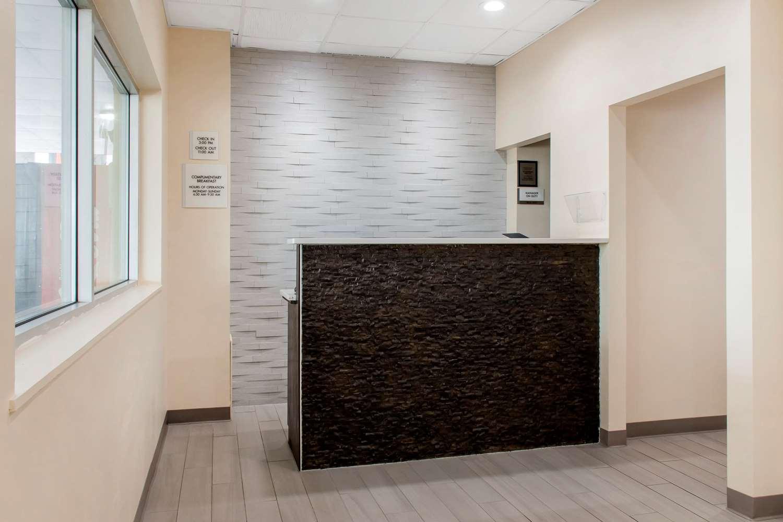 Lobby - Econo Lodge Hershey