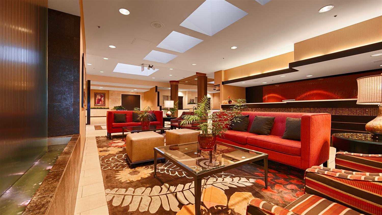 Lobby - Best Western Premier Nicollet Inn Burnsville