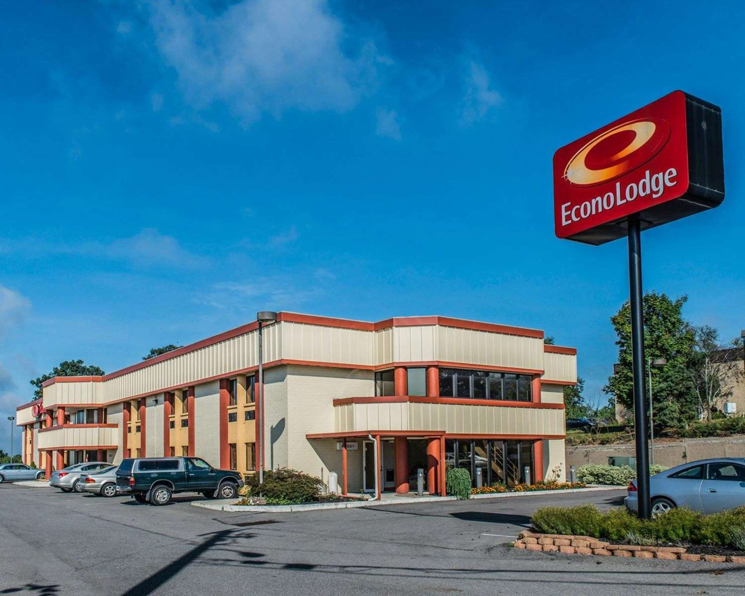 Exterior view - Econo Lodge Wexford
