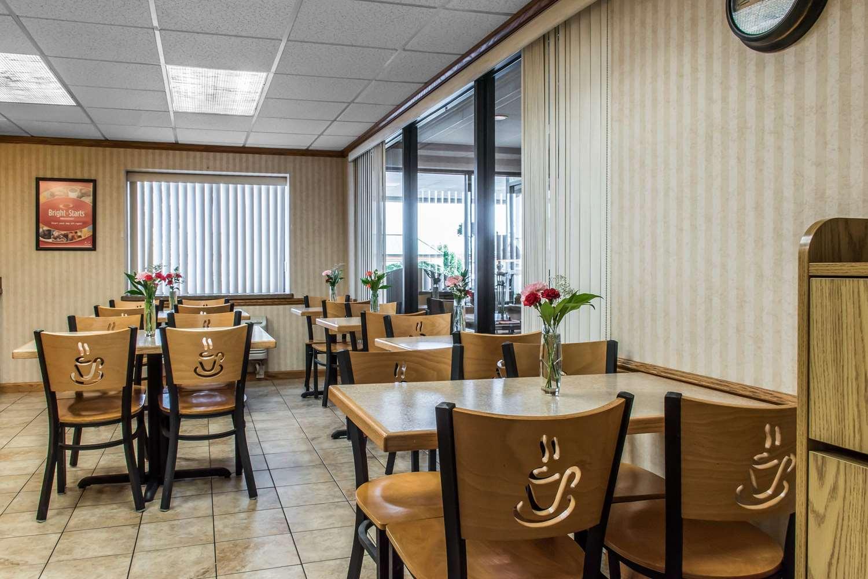 Restaurant - Econo Lodge Wilkes-Barre
