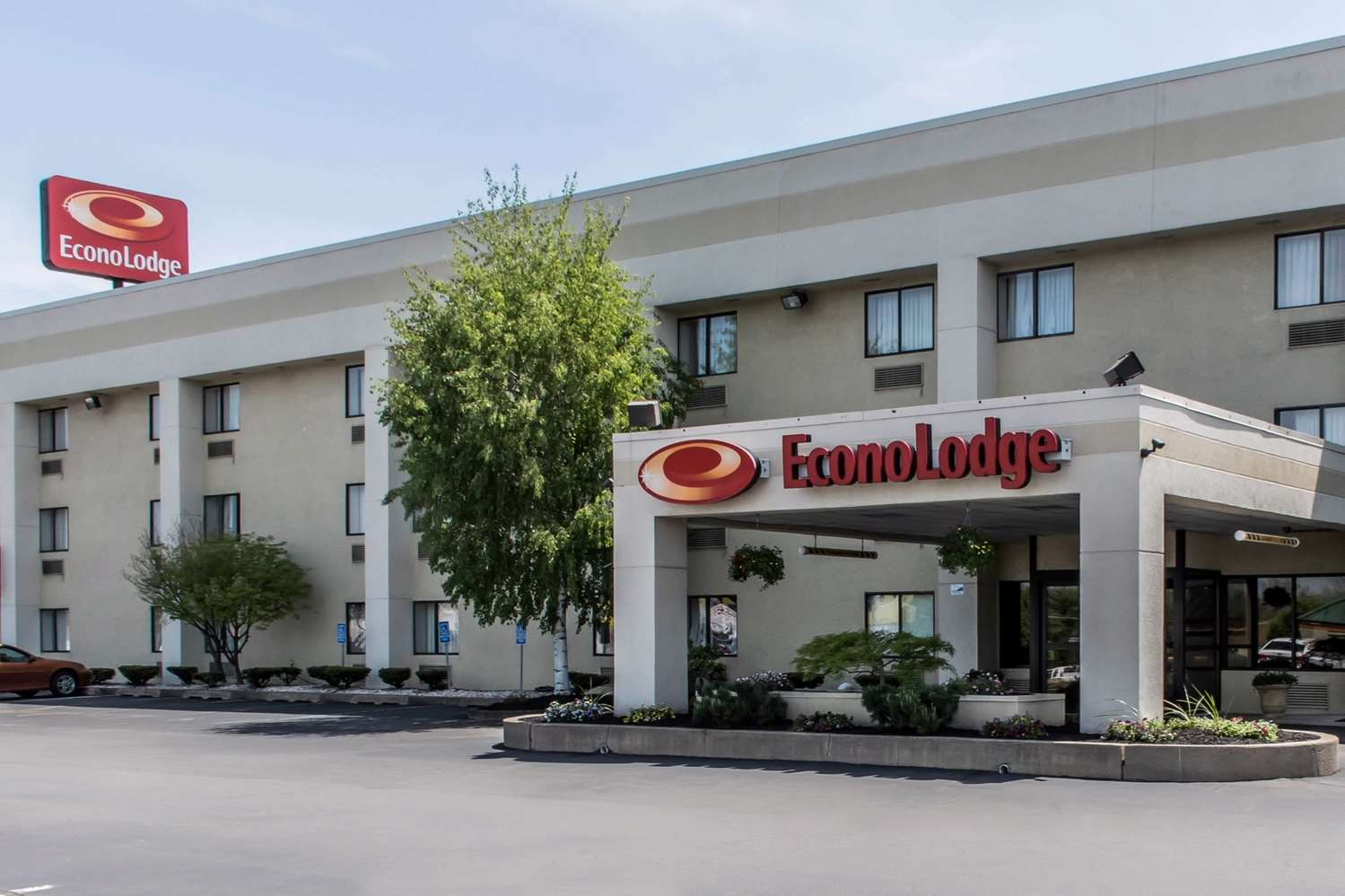 Exterior view - Econo Lodge Wilkes-Barre