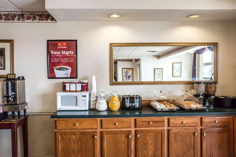 Restaurant - Econo Lodge Williamsport