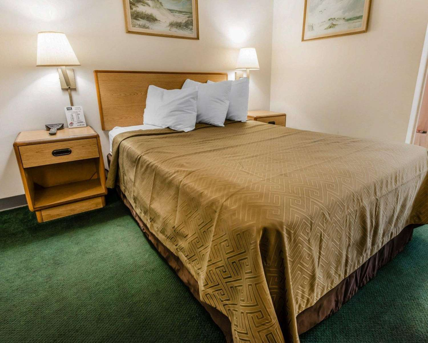 Room - Econo Lodge Altoona