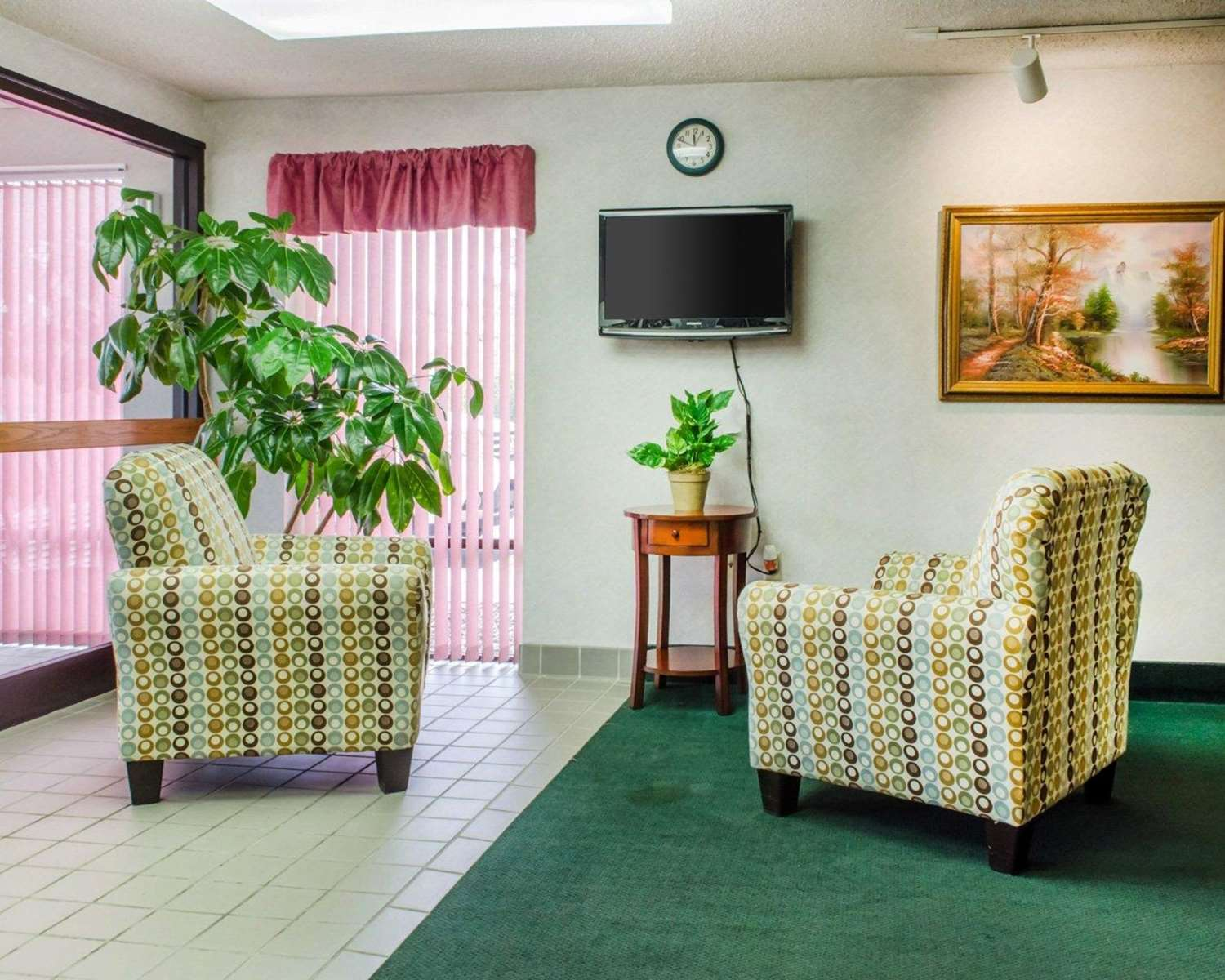 Lobby - Econo Lodge Mifflintown