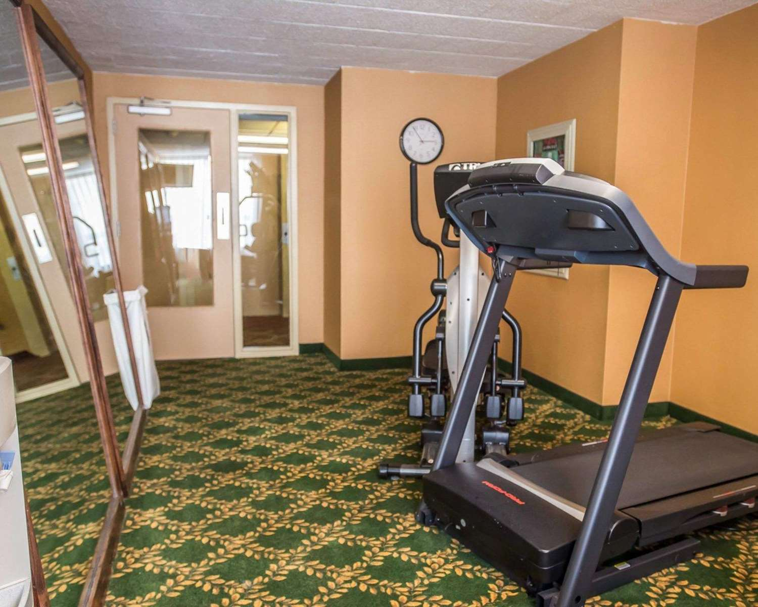 Fitness/ Exercise Room - Quality Inn Mill Hall