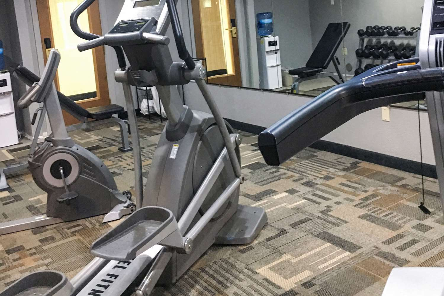 Fitness/ Exercise Room - Quality Inn Clarion