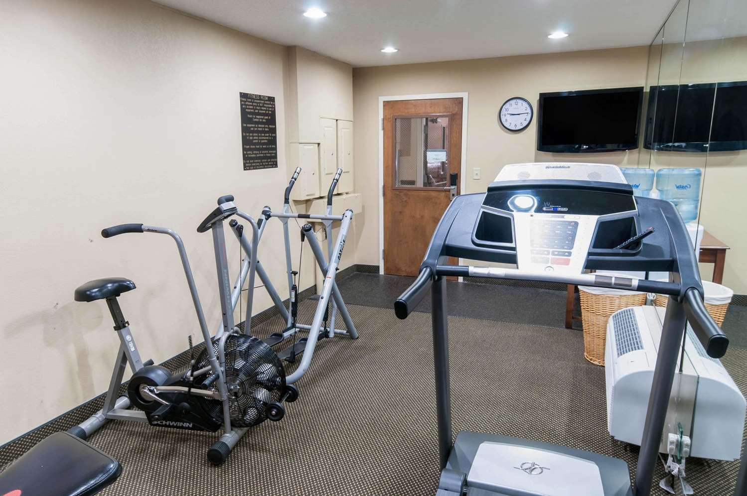 Fitness/ Exercise Room - Comfort Inn New Holland