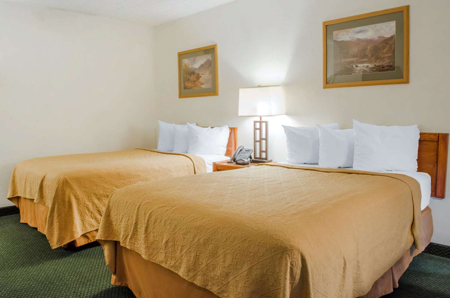 Room - Quality Inn & Suites Burnham