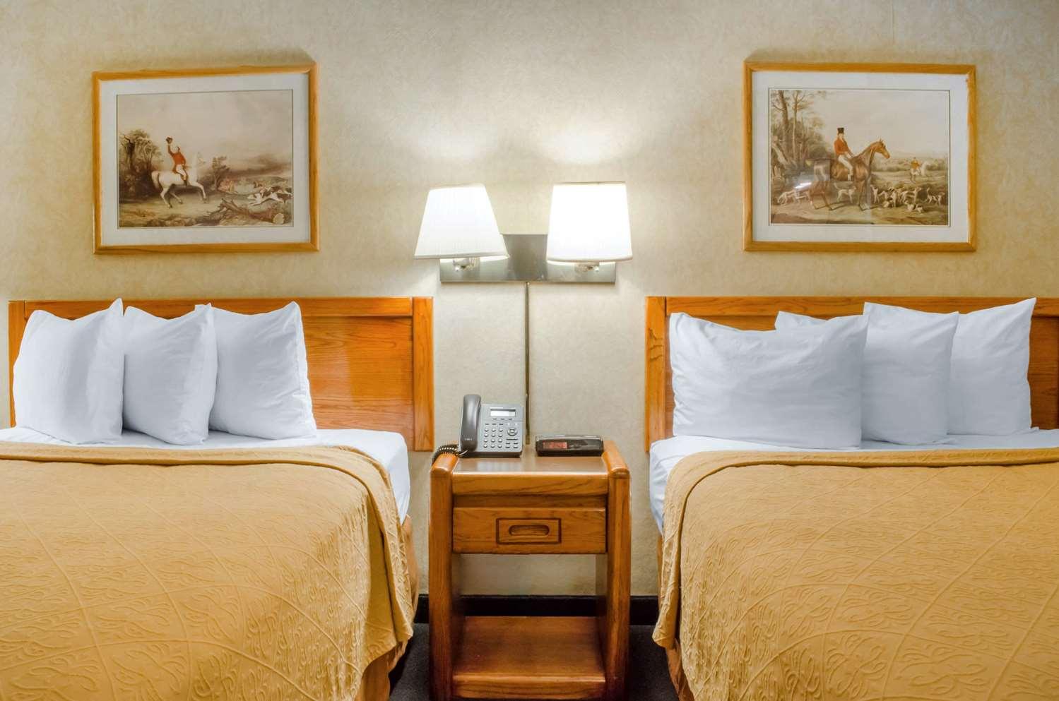 Room - Quality Inn & Suites Burnham