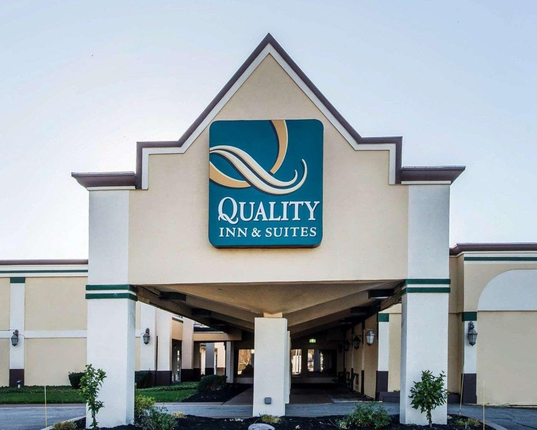 Exterior view - Quality Inn & Suites Erie