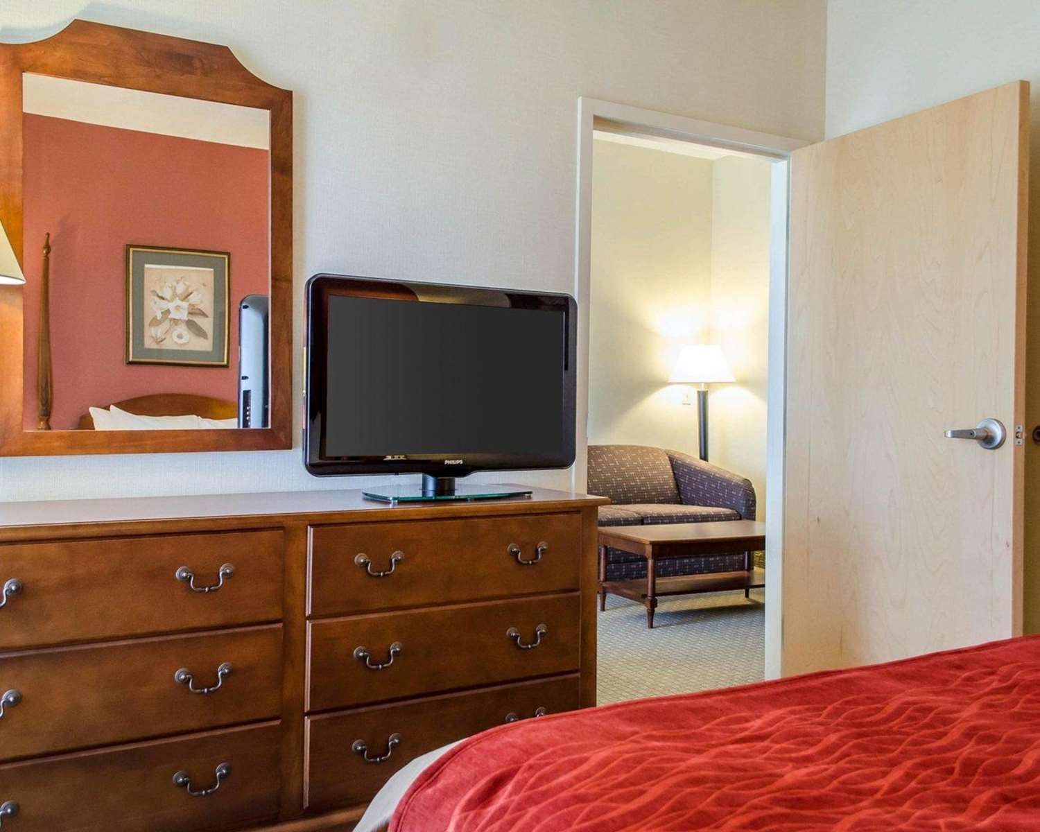 Suite - Comfort Inn & Suites York