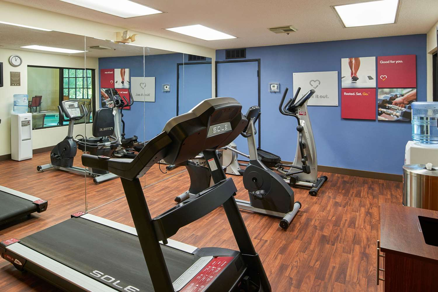 Fitness/ Exercise Room - Comfort Suites State College