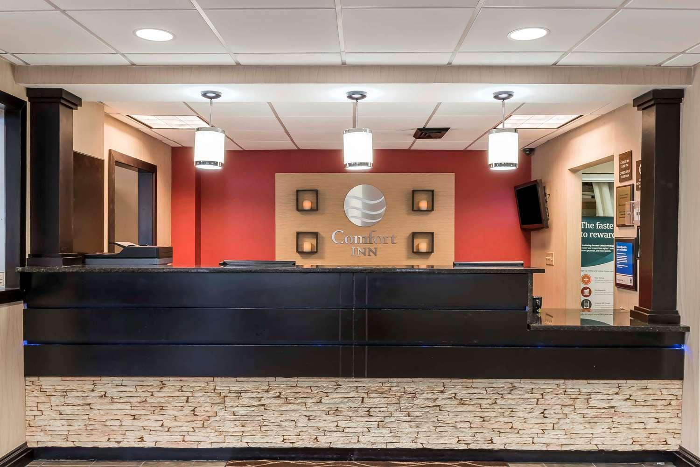 Lobby - Comfort Inn Pocono Mountain White Haven