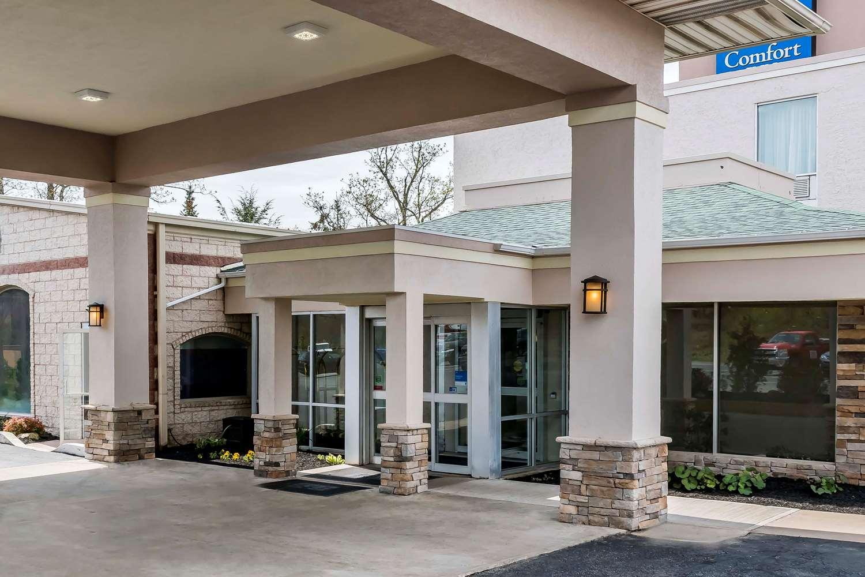 Exterior view - Comfort Inn Pocono Mountain White Haven