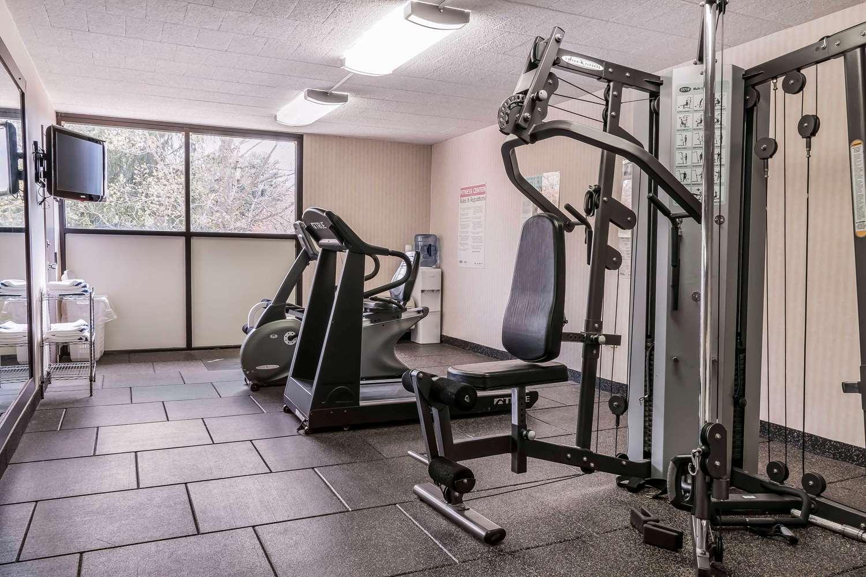 Fitness/ Exercise Room - Comfort Inn Pocono Mountain White Haven