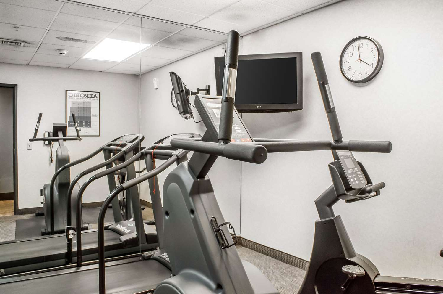 Fitness/ Exercise Room - Sleep Inn & Suites Bensalem