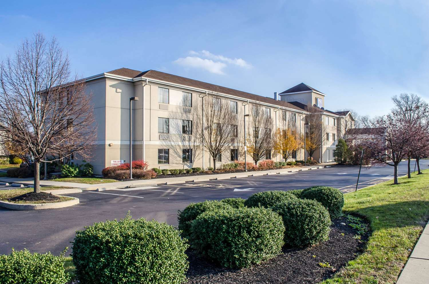 Exterior view - Sleep Inn & Suites Bensalem