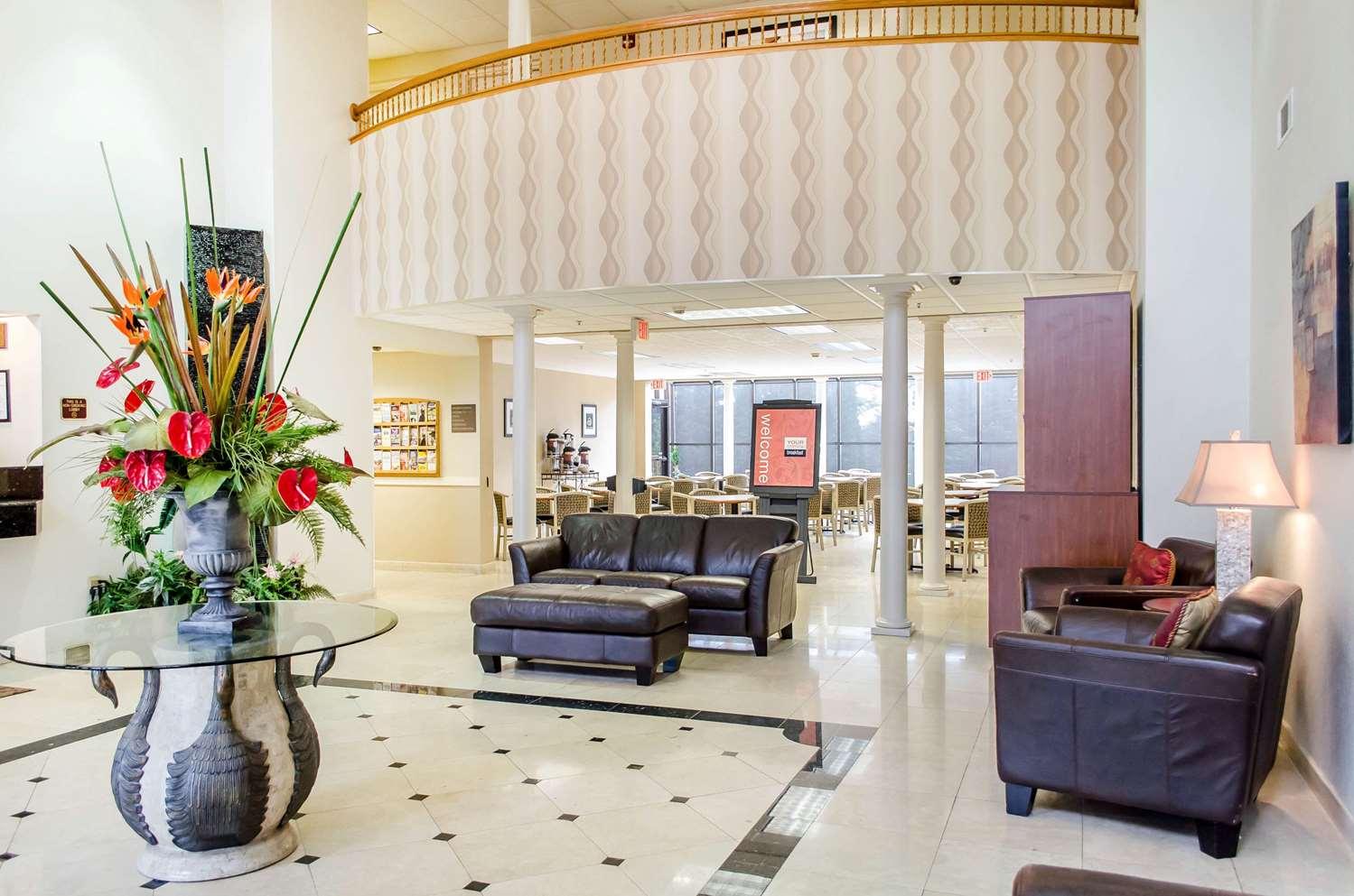 Lobby - Comfort Suites Grantville