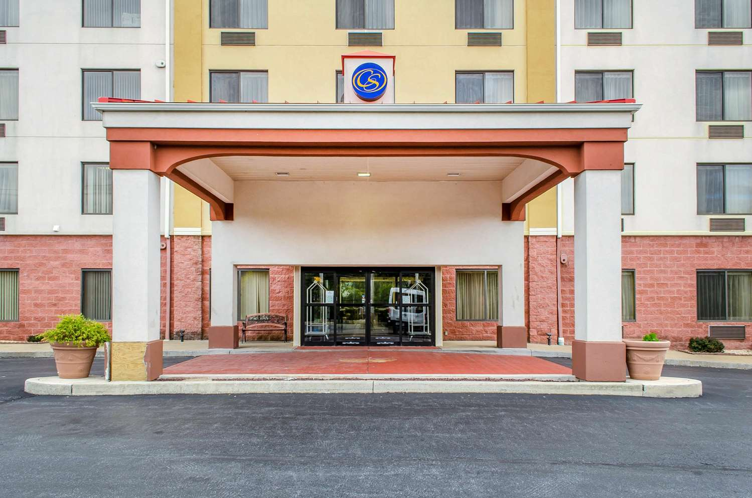 Exterior view - Comfort Suites Grantville