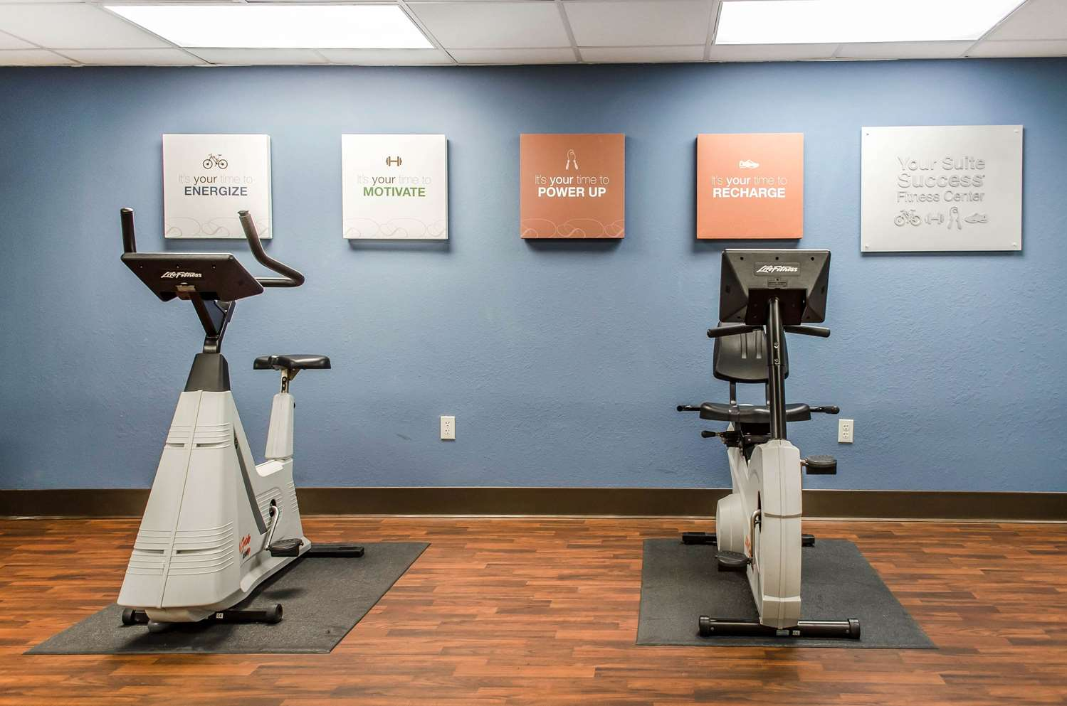 Fitness/ Exercise Room - Comfort Suites Grantville