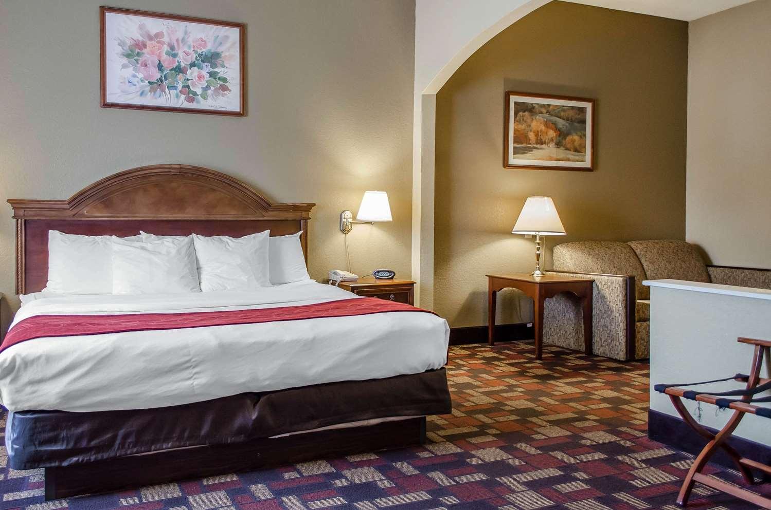 Suite - Comfort Suites Grantville