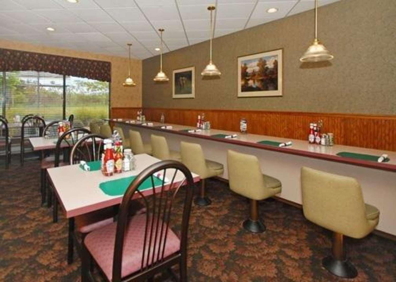 Restaurant - Quality Inn & Suites Danville