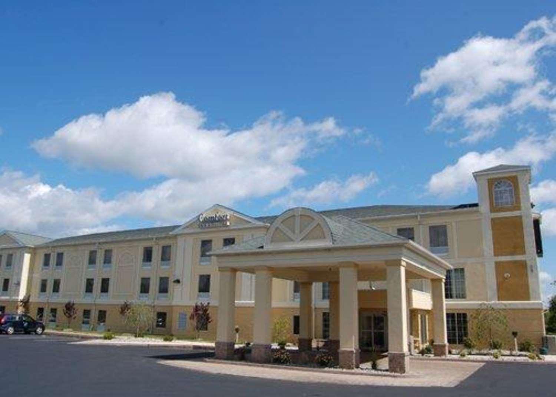 Exterior view - Comfort Inn & Suites Mount Pocono