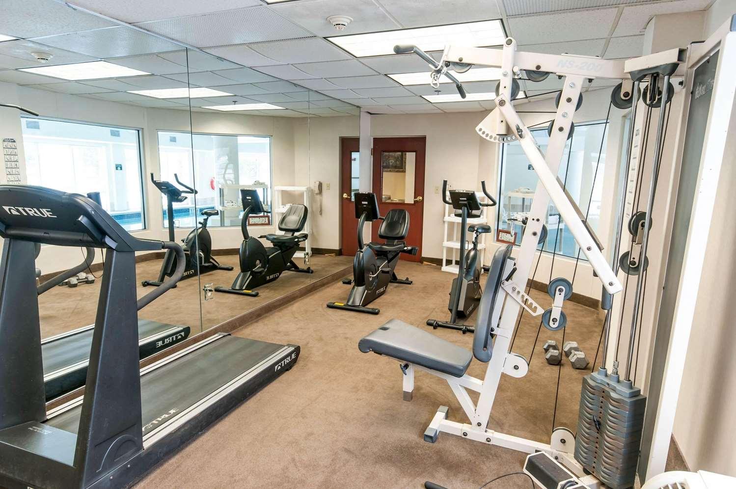 Fitness/ Exercise Room - Comfort Inn & Suites Mount Pocono