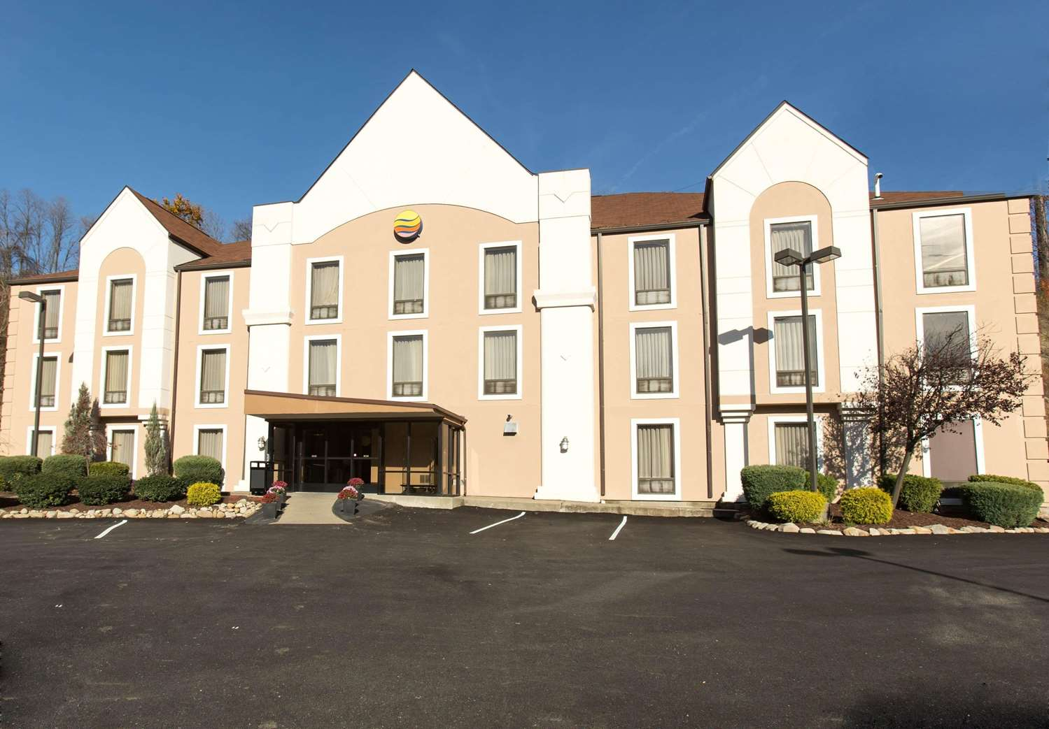Exterior view - Comfort Inn Pittsburgh