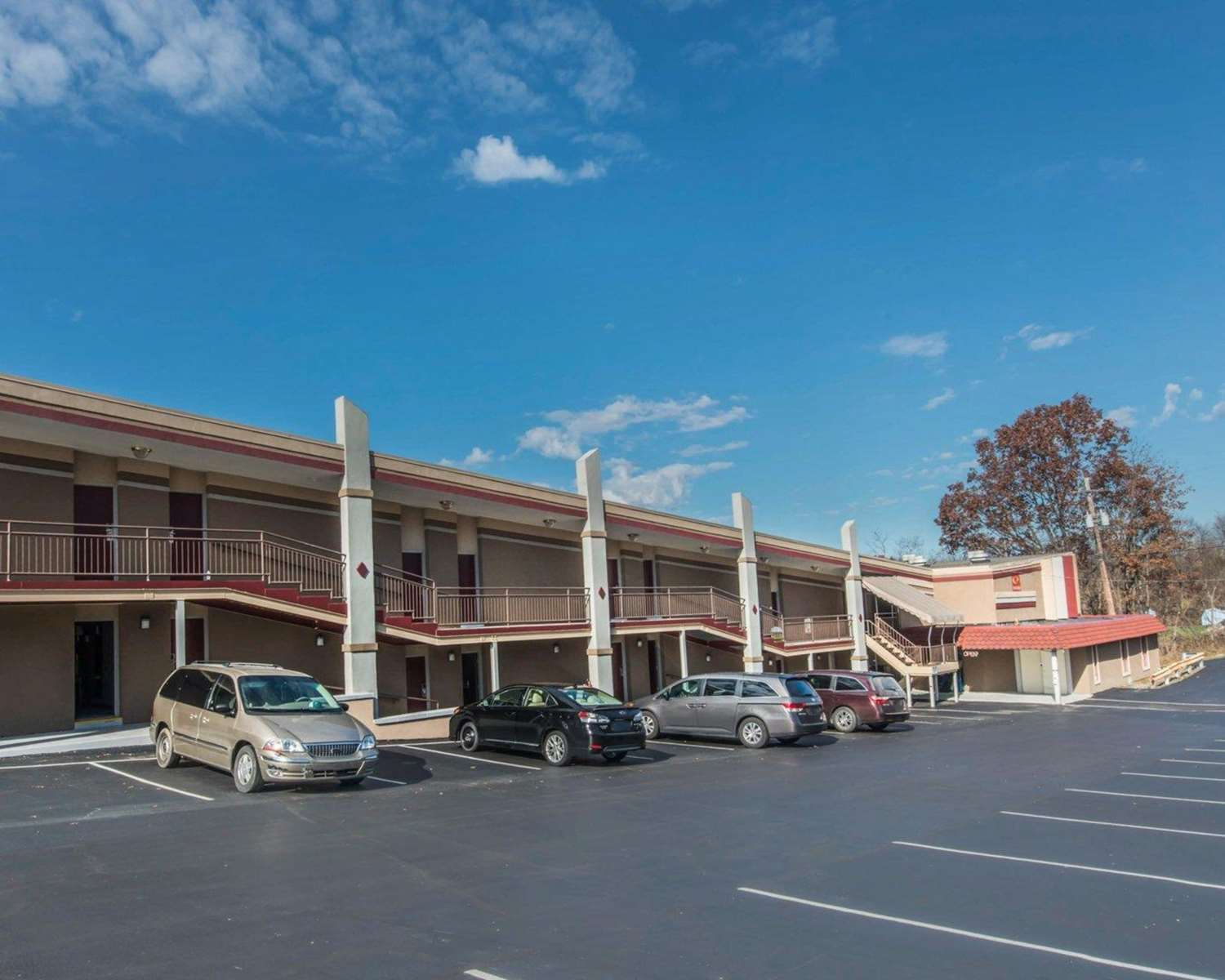 Exterior view - Econo Lodge Hermitage