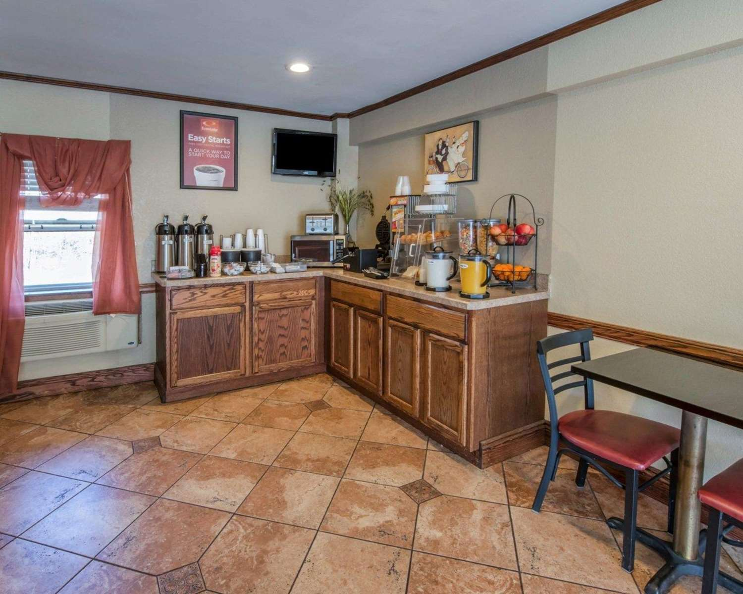 Restaurant - Econo Lodge Hermitage