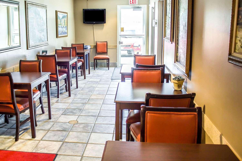 Restaurant - Econo Lodge Meadville