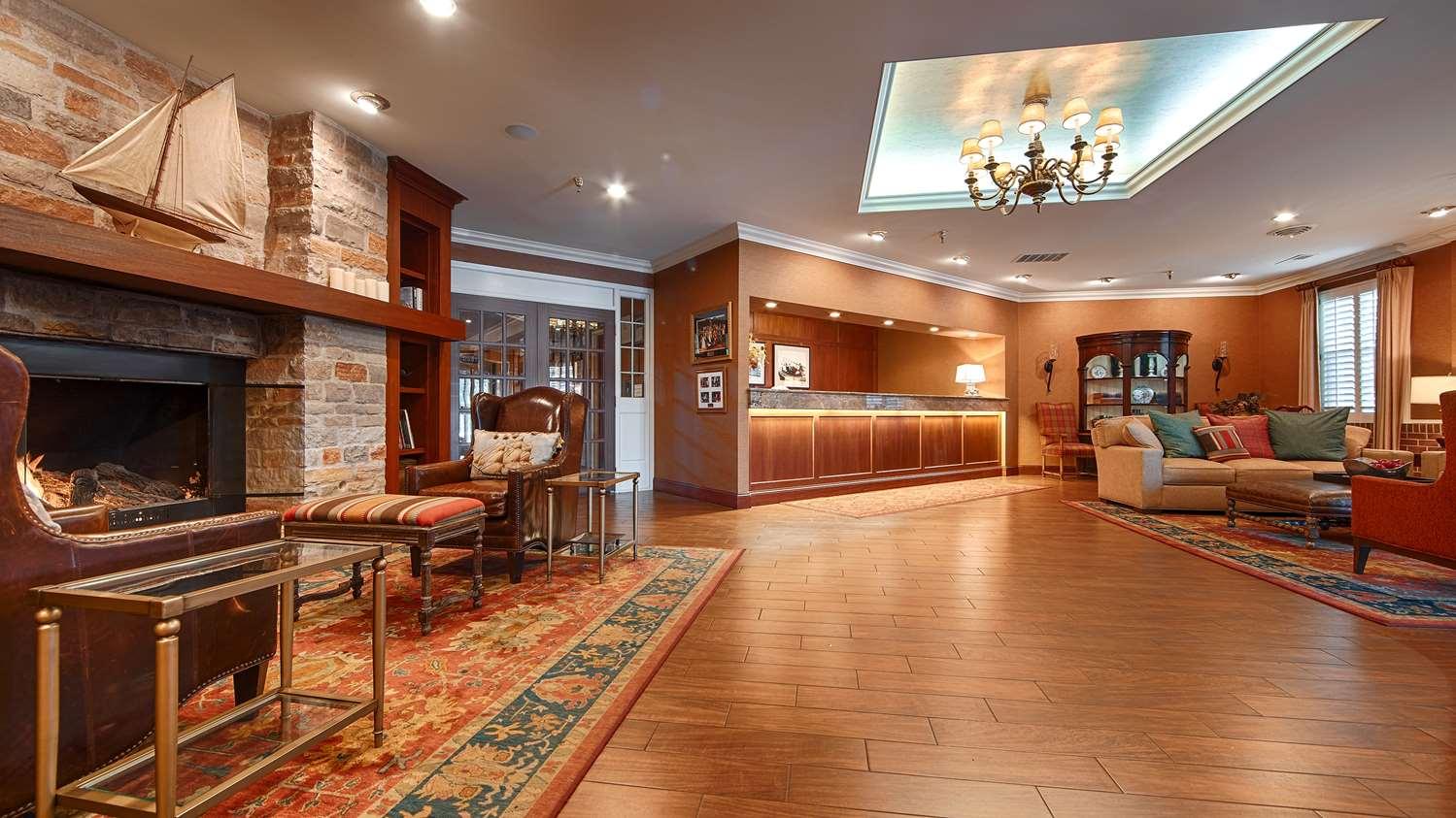 Lobby - Best Western Plus White Bear Country Inn