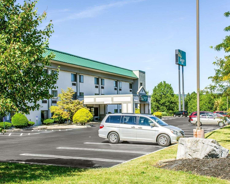 Exterior view - Quality Inn Harrisburg