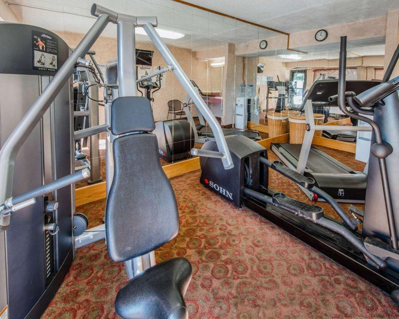 Fitness/ Exercise Room - Quality Inn Barkeyville