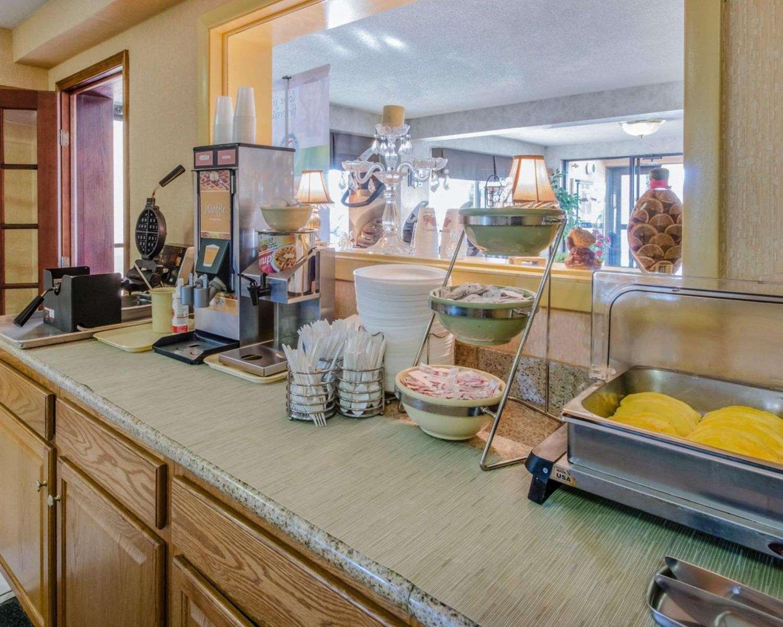 Restaurant - Quality Inn Barkeyville