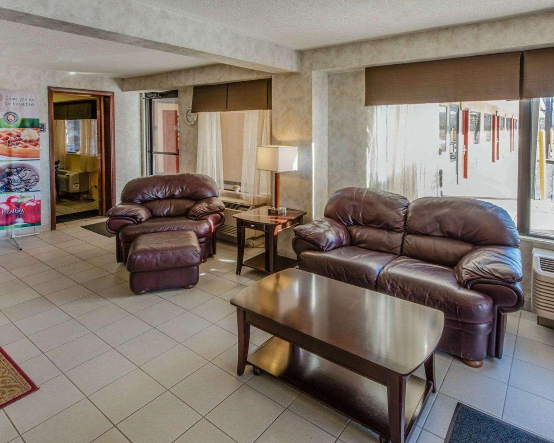 Lobby - Quality Inn Barkeyville