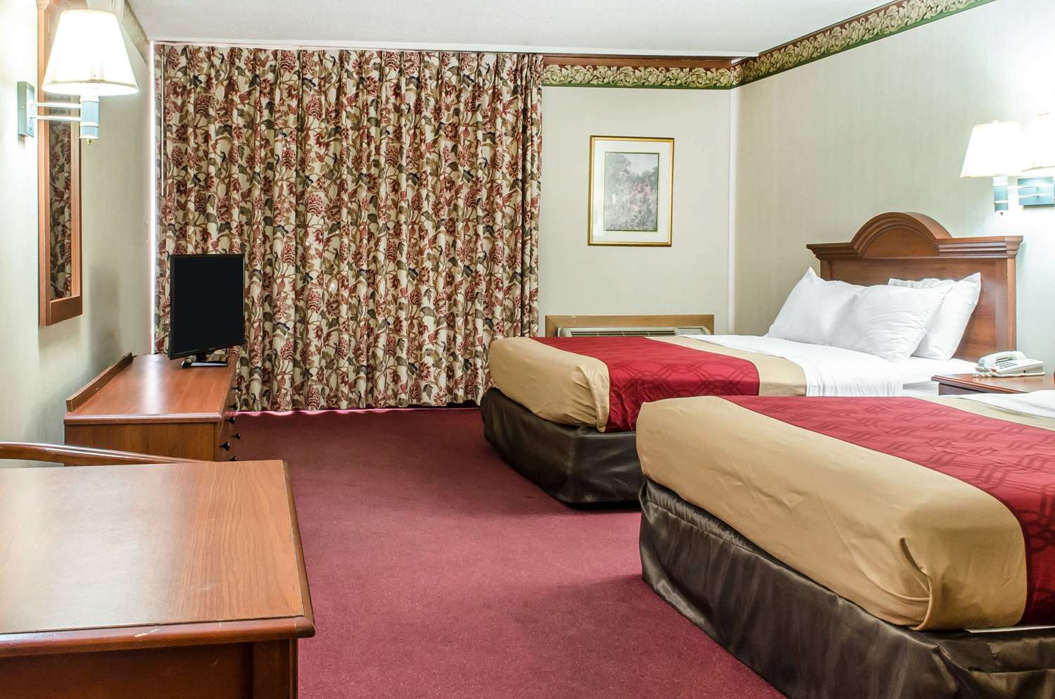 Room - Econo Lodge York