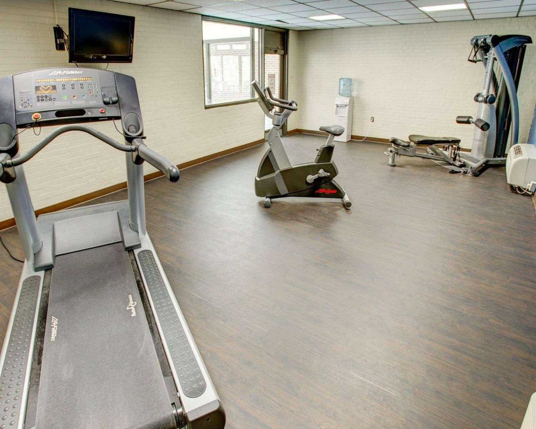 Fitness/ Exercise Room - Comfort Inn Conference Center Penn Hills