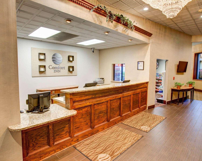 Lobby - Comfort Inn Conference Center Penn Hills