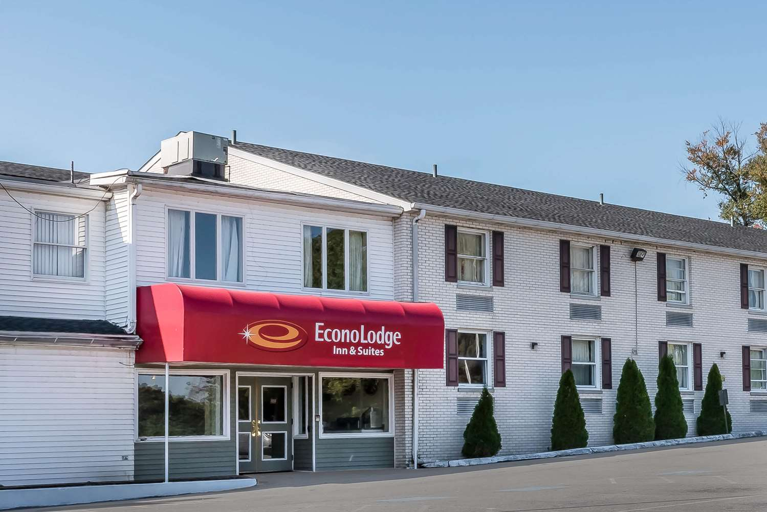 Exterior view - Econo Lodge Airport Reading
