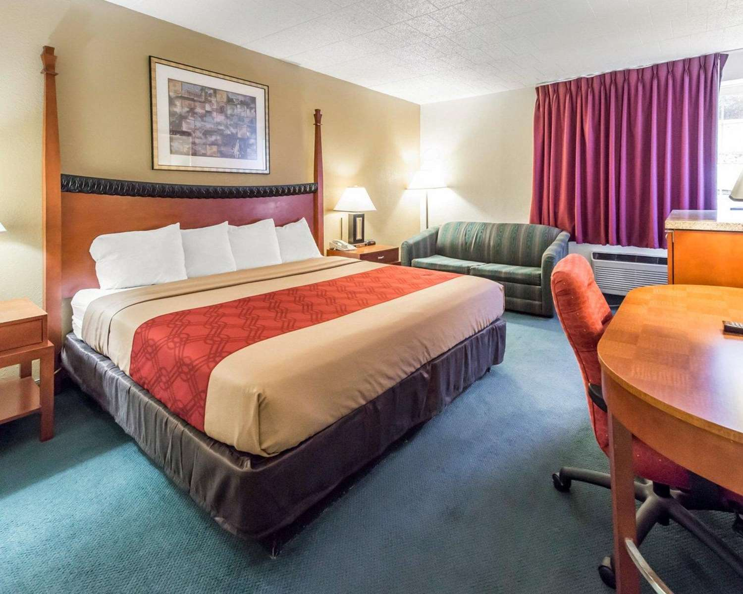 Room - Econo Lodge New Stanton