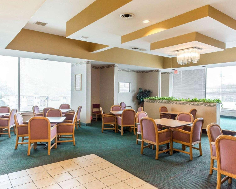 Restaurant - Econo Lodge New Stanton