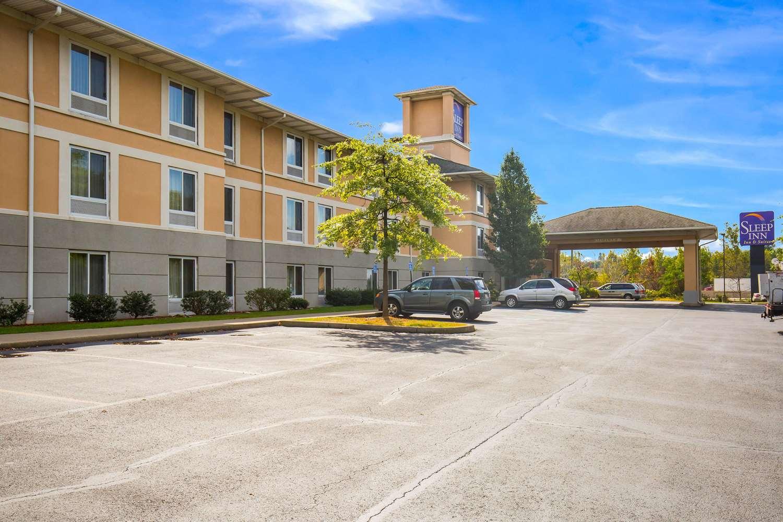 Exterior view - Sleep Inn & Suites Dunmore