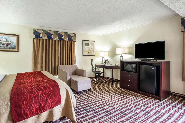 Room - Comfort Inn Trevose
