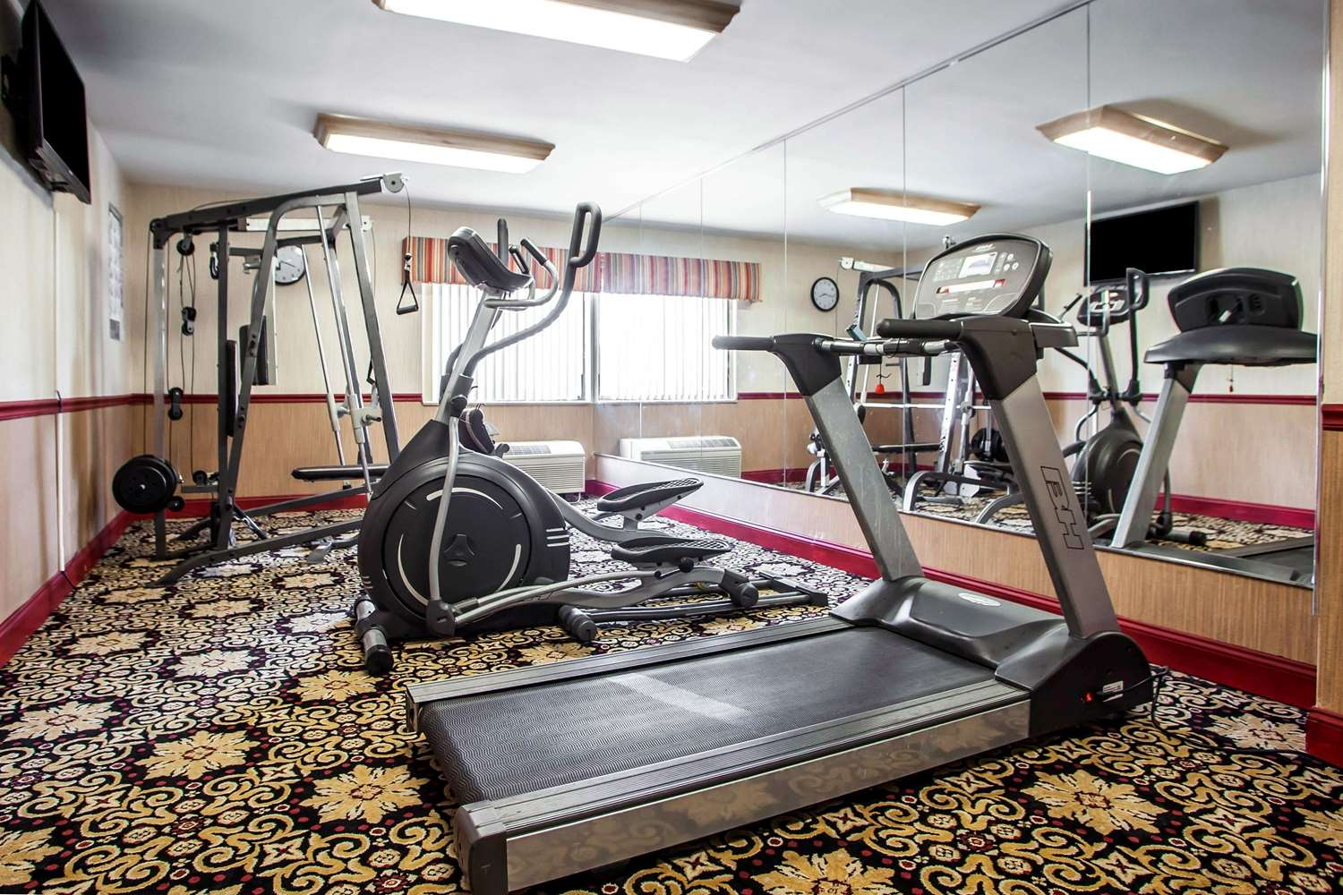 Fitness/ Exercise Room - Comfort Inn Trevose