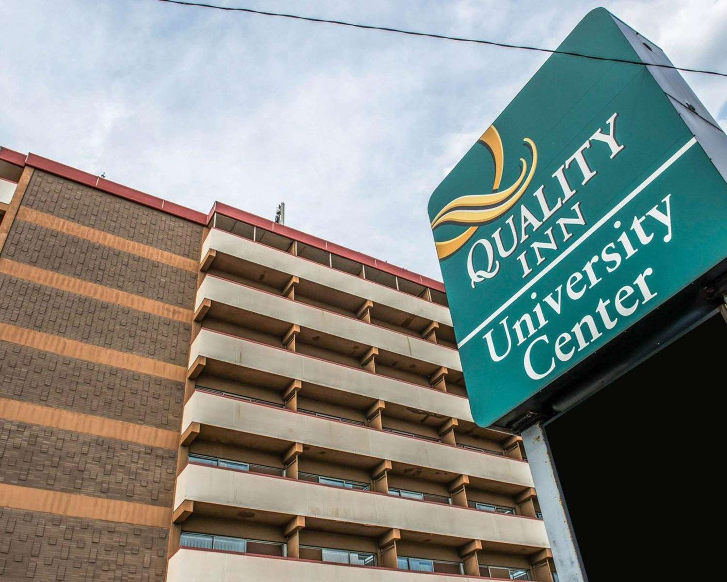 Exterior view - Quality Inn University Center Pittsburgh